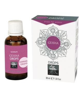 Geisha Drops - Stimulans